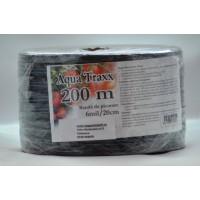 Bandă de picurare Aqua TraXX 0,29 lei/m,dist.pic.20 cm, rola 200 m