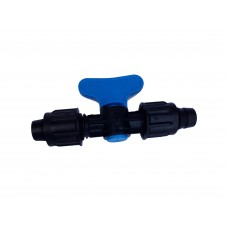 Robinet bandă picurare  Jolly Tape 17x17 mm