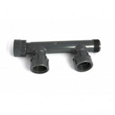 Distribuitor 2 ieșiri (manifold)