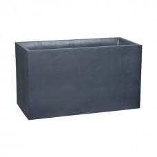 JARDINIERA MARE DREPTUNGHIULARA ANTRACIT 99,5x39,5x60 cm
